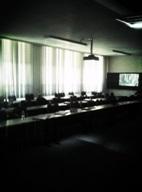 classroom vacante